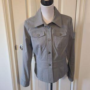 Dalia Button Up Jacket